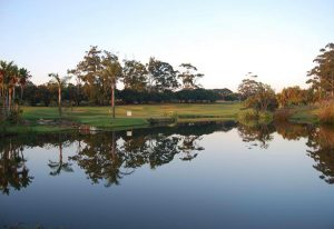 Image of 10th Hole at Margate Country Club Golf Course