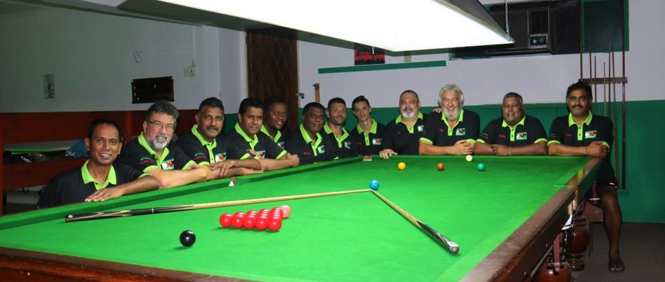Players from KZN South Snooker League